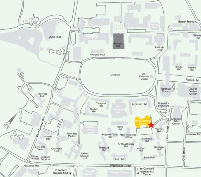 Location for Hokiegrill